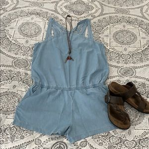 Fabletics Romper. NWT, Size Large, 10-12